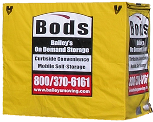 Bailey's On Demand Storage, Mobile Storage